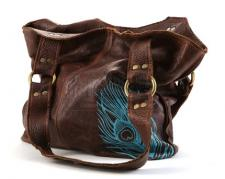 Bella Swan's Brown Purse