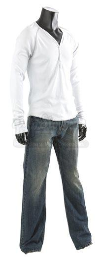 Emmett Cullen's Shirt and Jeans