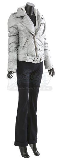 Rosalie Hale's Grey Jacket Costume