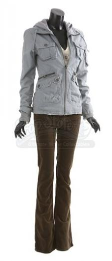 Bella Swan's Final Fight Harness Costume