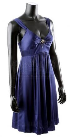 Alice Cullen's Party Dress and Jewelry