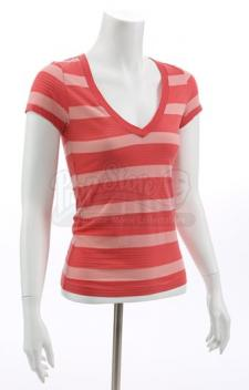 Jessica Stanley's Striped Shirt