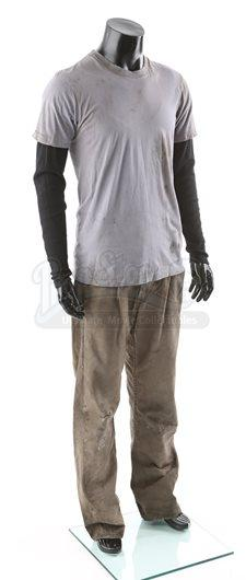Jacob Black's Motorcycle Repair Costume