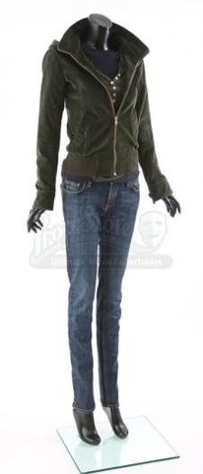 Bella Swan's Cliff Costume