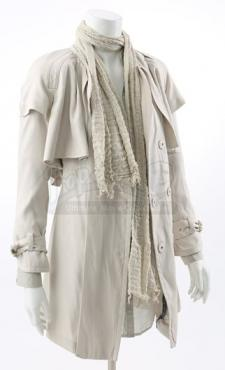 Alice Cullen's Return Jacket and Scarf