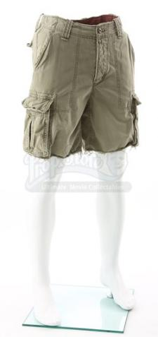 Jacob Black's Sharing Bella Shorts