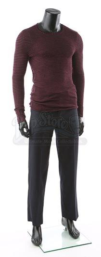 Emmett Cullen's Wedding Preparation Costume
