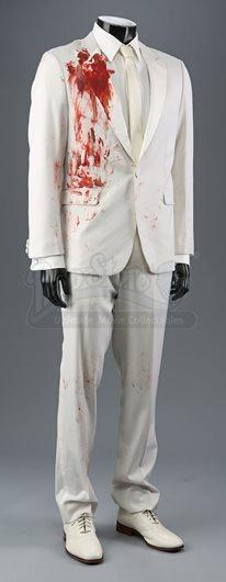 Edward Cullen's Bloodstained Nightmare Wedding Costume