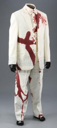 Eric Yorkie's Bloodstained Nightmare Wedding Costume