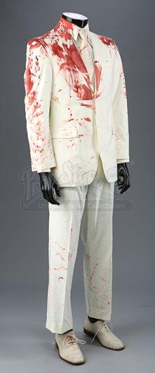 Mike Newton's Bloodstained Nightmare Wedding Costume
