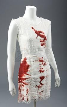 Angela Weber's Bloodstained Nightmare Wedding Costume