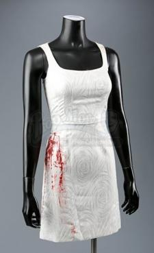 Jessica Stanley's Bloodstained Nightmare Wedding Dress