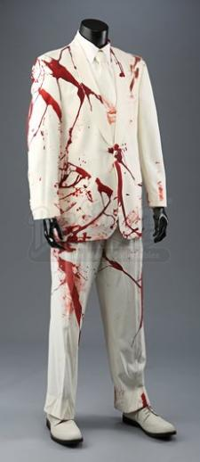 Charlie Swan's Bloodstained Nightmare Wedding Costume