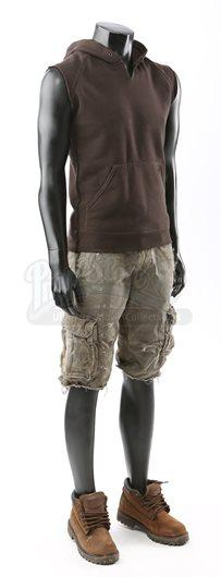 Seth Clearwater's Forest Costume