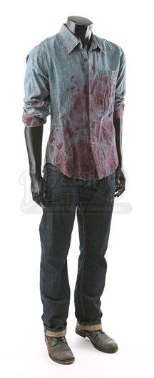 Edward Cullen's Delivery Costume