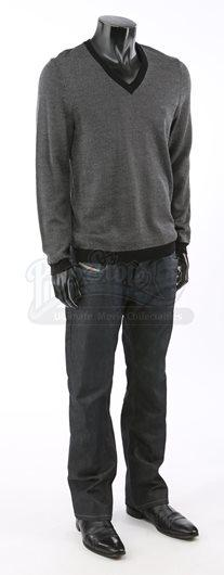 Emmett Cullen's V-Neck Sweater and Pants