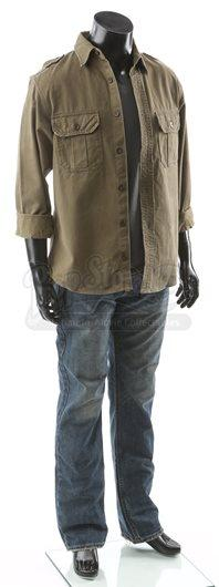 Jacob Black's Christmas Celebration Costume