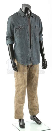 Jacob Black's Visiting Charlie Costume
