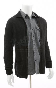 Edward Cullen's Living Room Shirt and Cardigan