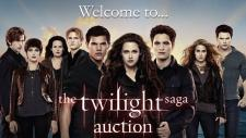TWILIGHT SAGA AUCTION - PRACTICE TEST LOT - PLEASE TEST YOUR BID BUTTON-THE VIDEO STREAM WILL BEGIN AT 10:50 PST